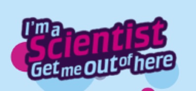 """Amrita takes part in """"I'm a Scientist: Get me out of here!"""""""